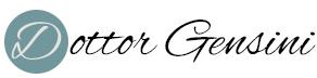 Dottor Giuseppe Gensini Logo